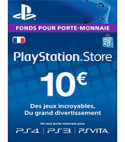 PlayStation Network Gift Card 10 EUR FRANCE