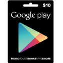 Google Play Gift Card NA 10 USD