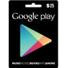 Google Play Gift Card NA 25 USD
