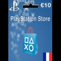 PlayStation Network Gift Card 10 EUR FR