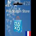 PlayStation Network Gift Card 20 EUR FR