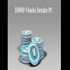 1000 Vbucks Fortnite PC