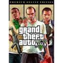 Grand Theft Auto V PREMIUM ONLINE EDITION ROCKSTAR PC