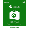 Xbox Live Gift Card 10 USD USA