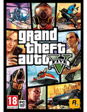 Grand Theft Auto V: Standard Edition ROCKSTAR