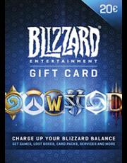Battlenet Gift Card 20 EUR