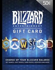 Battlenet Gift Card 50 EUR